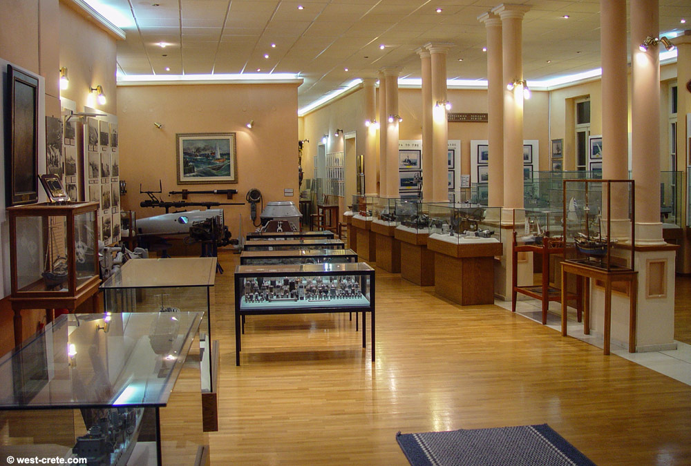 The Nautical Museum of Crete